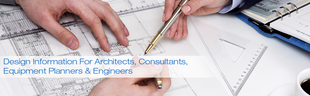 Design Information for Architects, Consultants, Equipment Planners and Engineers